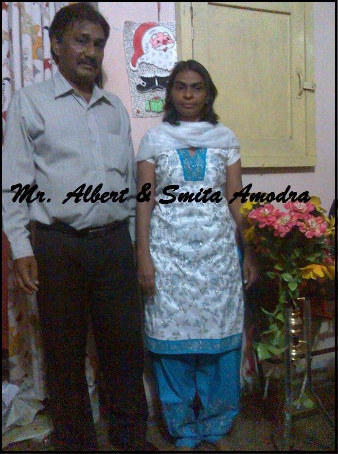 Mr.NMrs. Amodra