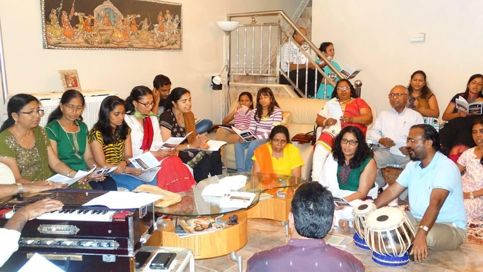 bhajanat sapnagandhi