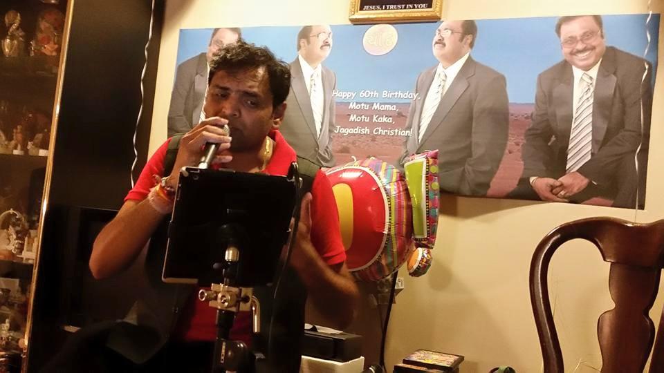 Umesh Patel on August 30 2015