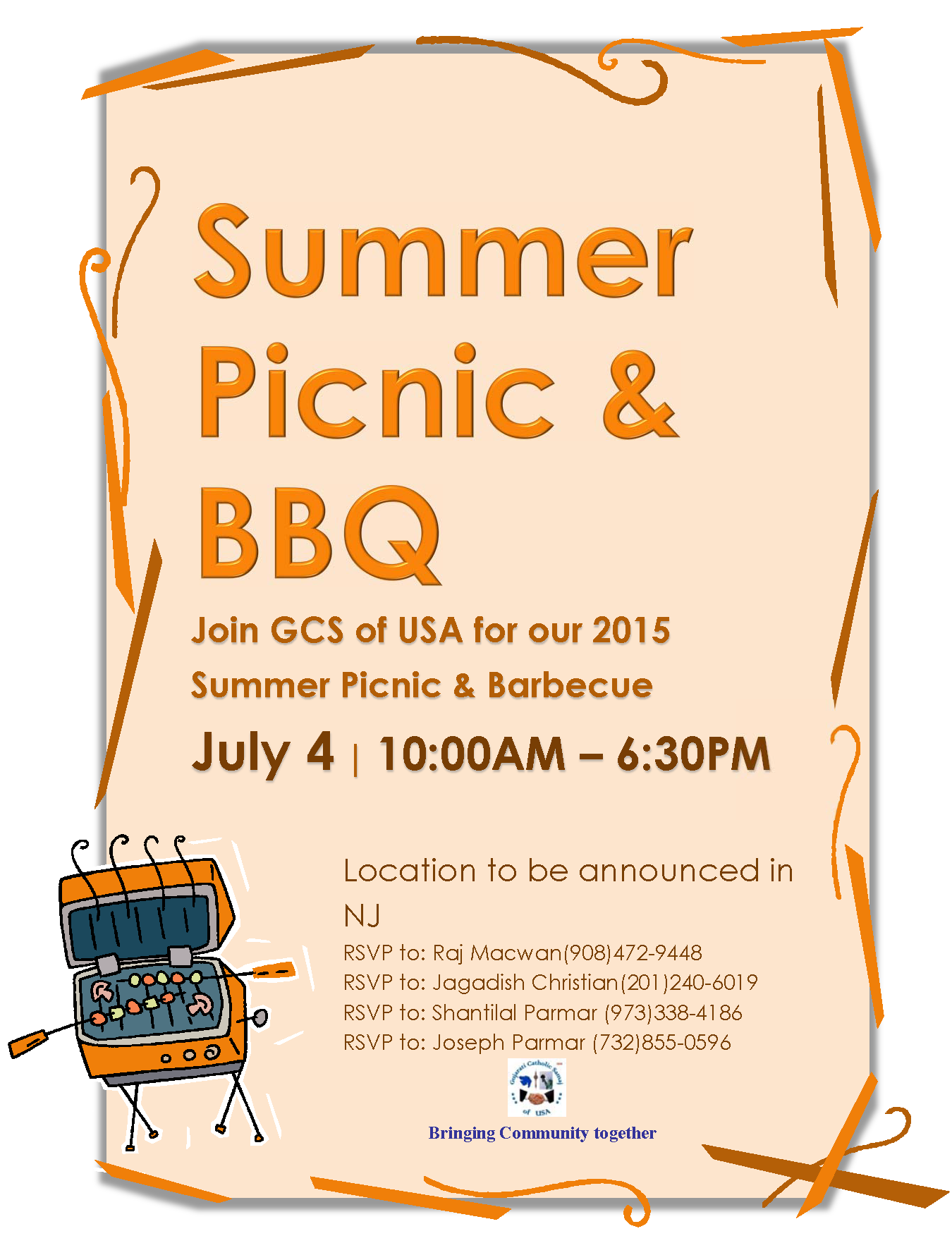Summer Picnic-Barbecue 2015