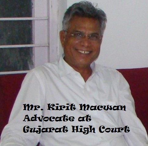 Mr. Kirit J. Macwan