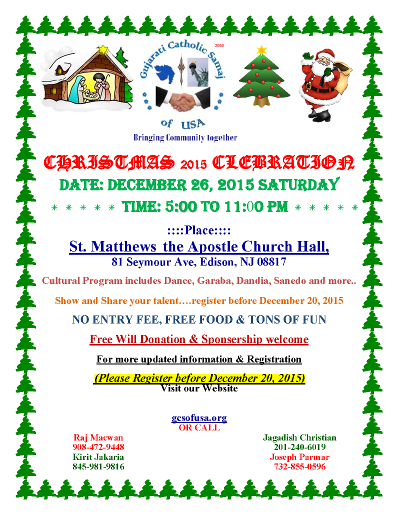 GCS-Christmas-2015 Flyer
