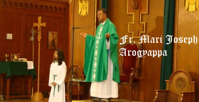 Fr. Mari Joseph Arogyappa
