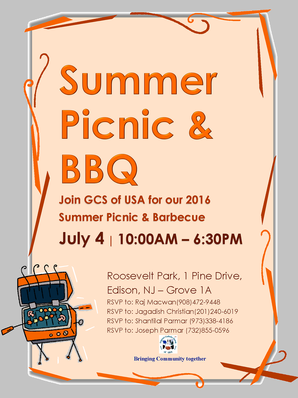 Summer Picnic-Barbecue 2016