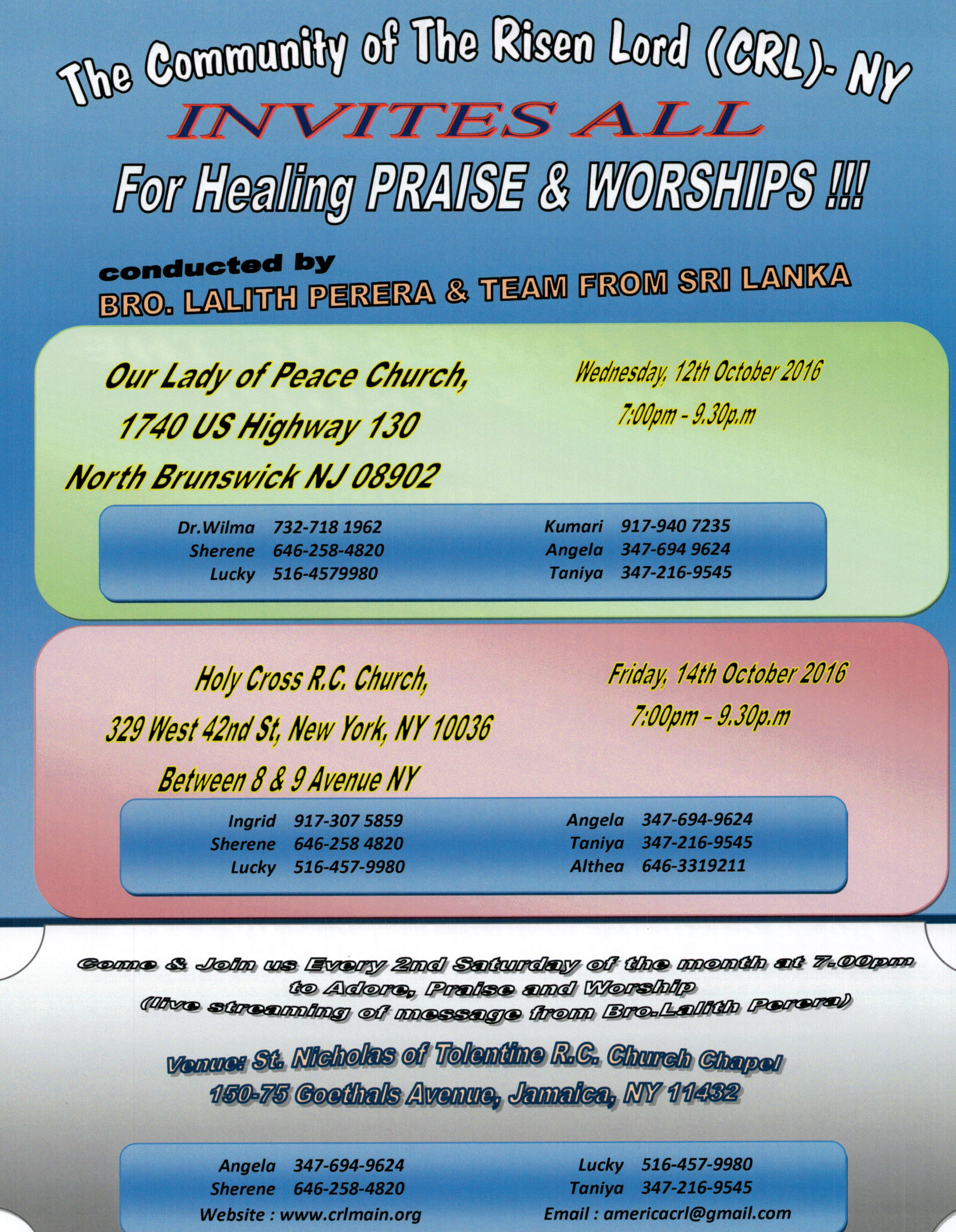 community-of-the-risen-lord-crl-healing-praise-worship-2016